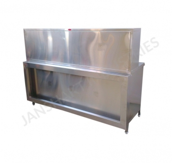 SS Fast Food Counter Front