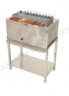 Barbeque With Stand