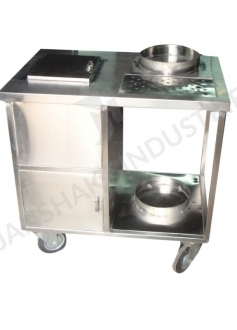 Tea Serving Trolley