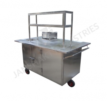 Food Trolley Counter